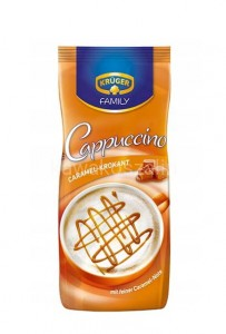 Kruger Cappuccino Carmel 500g