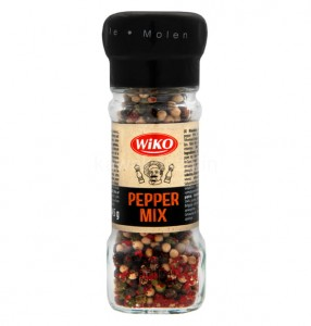 Pieprz ziarnisty kolorowy Pepper Mix MŁYNEK 45g